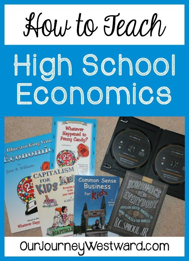 What does it take to become a high school Economics teacher?