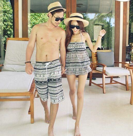 $19.76 (Buy here: https://alitems.com/g/1e8d114494ebda23ff8b16525dc3e8/?i=5&ulp=https%3A%2F%2Fwww.aliexpress.com%2Fitem%2F2015-new-honeymoon-couples-with-three-sets-of-sets-of-hot-spring-bathing-suit%2F32634668135.html ) 2016 Couples Swimwear Plus Size Bikini Thong Bikini Sets Mayo Bikini retro swimsuit Biquinis rash guard women Monokini Traje for just $19.76