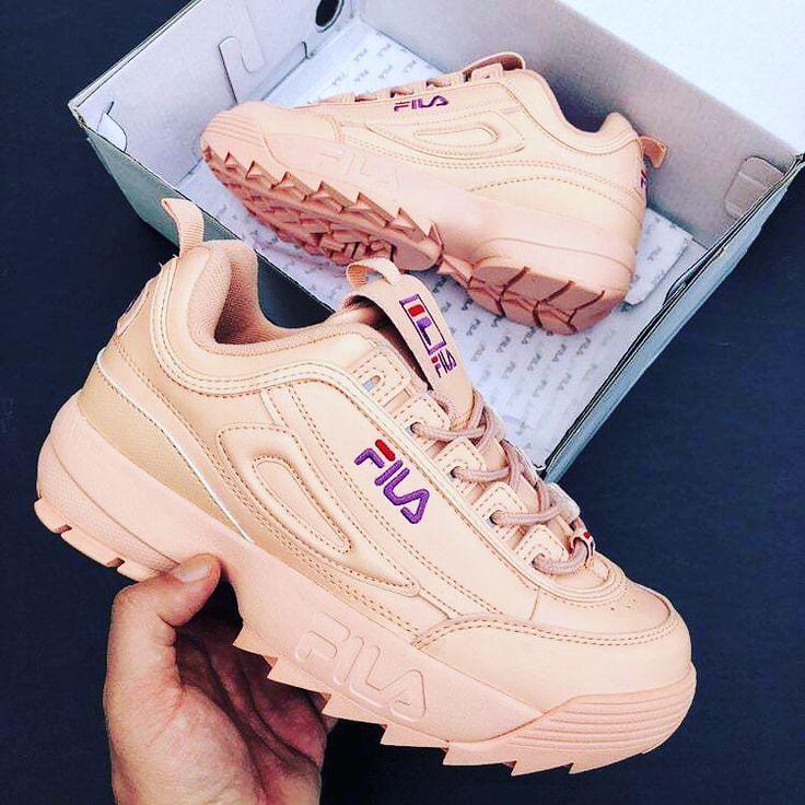 fdaa4d9a307 pink fila shoes  SportsShoes