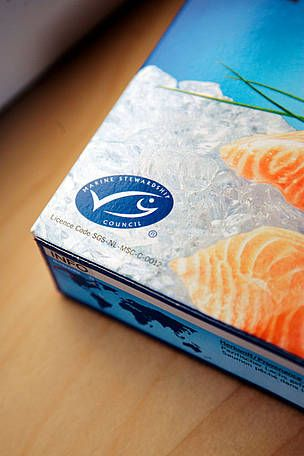 Do you look for the @Marine Stewardship Council (MSC) mark when buying seafood products?