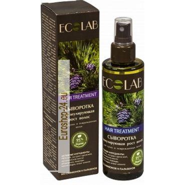 Ecolab Serum für trockenes und strapaziertes Haar, 200ml