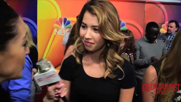 Interview with Nichole Bloom from NBC's new Comedy Superstore #Superstore  From #Superstore @Nichole_Bloom interviewed at NBC Comedy Press Junket @NBCSuperstore Interview with Nichole Bloom from NBC's new Comedy Superstore #Superstore