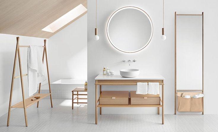 519 best Badideen images on Pinterest Bathroom, Bathroom ideas and - badezimmer accessoires holz