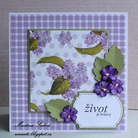 card - flowers