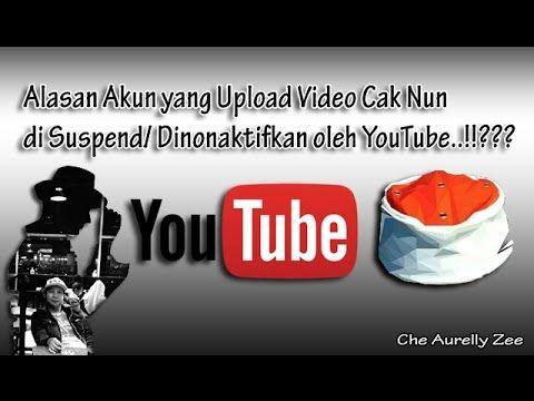 Channel YouTube di Suspend/ Dibanned Karena Upload Video Cak Nun; Alasan...