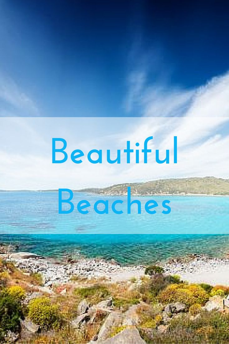 How many of these beautiful beaches have you been to?