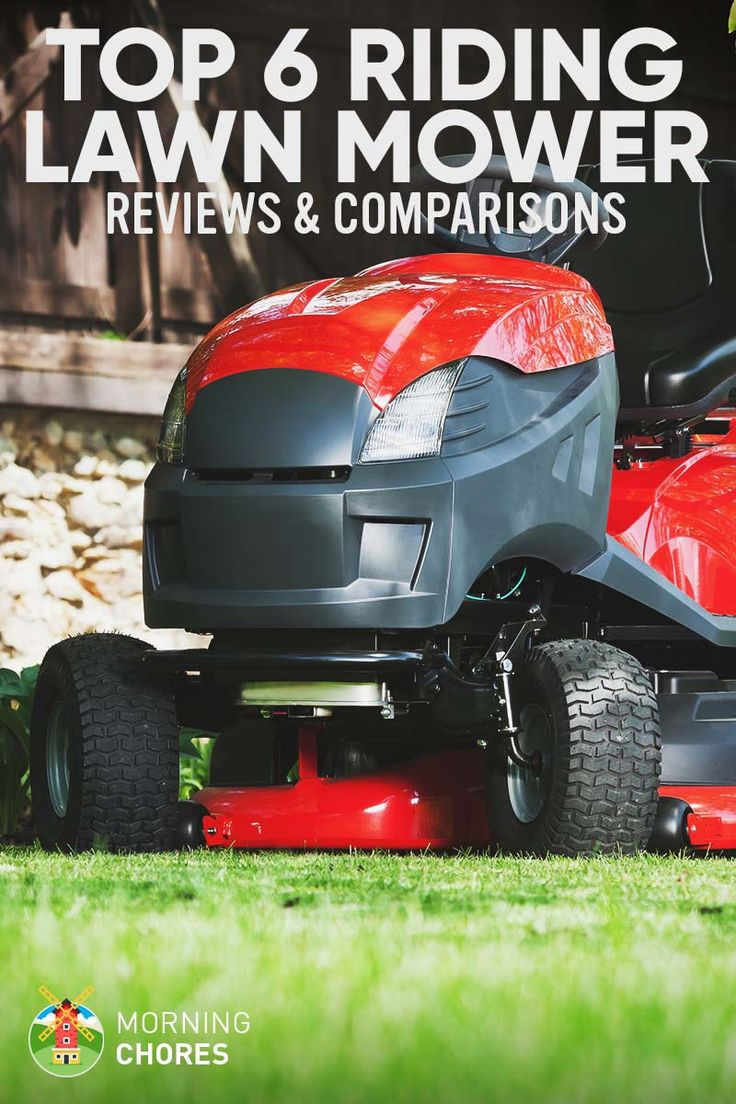 5 Best Riding Lawn Mower for the Money – 2017 Reviews