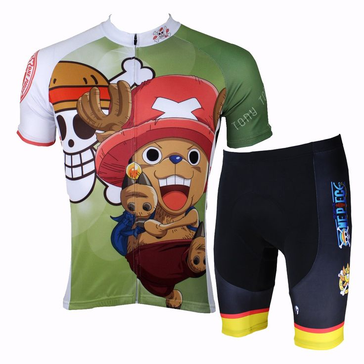 One piece series mens shortsleeve cycling suit team