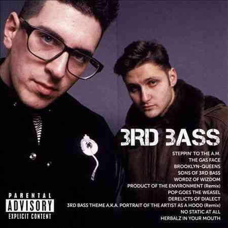 Recording information: Universal Music Distribution. MC Serch, Prime Minister Pete Nice, and DJ Richie Rich released only two proper albums and a remix EP as 3rd Bass, but that didn't stop Universal M