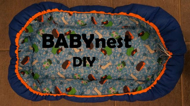 Babynest (sy til din baby #7) - Made by CATESA