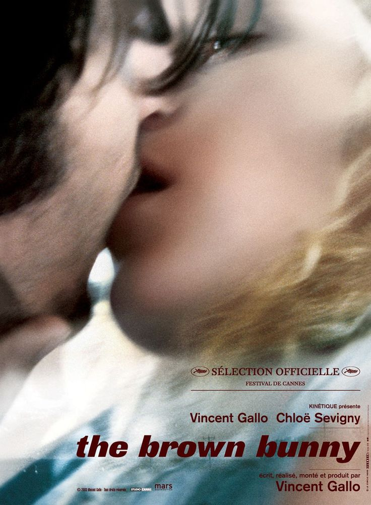 THE BROWN BUNNY (Vincent Gallo, Chloe Sevigny)
