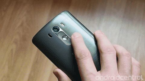 Animation: How to take a screenshot on the LG G3