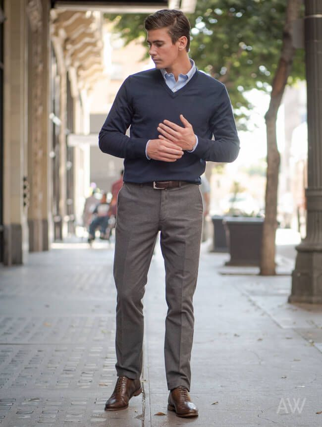 210 best Men Grey Pants images on Pinterest | Menswear, Men ...