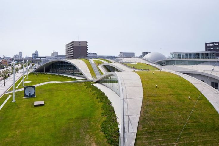 西安style_Japans Science Hills Komatsu Is A Hobbit-Style Museum(画像あり) | 有機的 ...