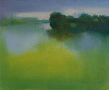 "Saatchi Art Artist Marta Zamarska; Painting, ""Tranquility 13"" #art"