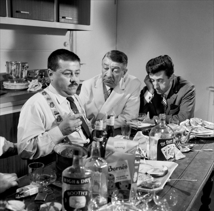 Les 61 meilleures images propos de les tontons - Tontons flingueurs cuisine ...