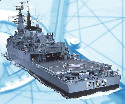 Model Boat Plan Scale 1/96 48quot; Radio control HMS Amazon Full Size Printed Plan