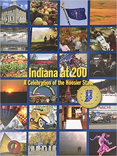 Indiana at 200 : the official report of the Indiana Bicentennial Commissiion / Indiana Bicentennial Commission.