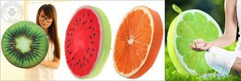 Poseďte si na ovoci