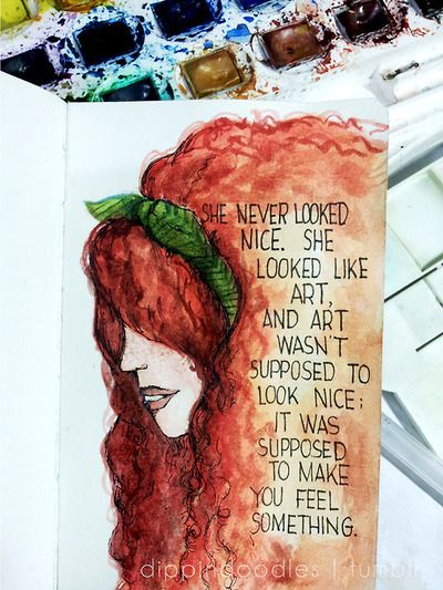 Quote from Eleanor & Park (Rainbow Rowell)
