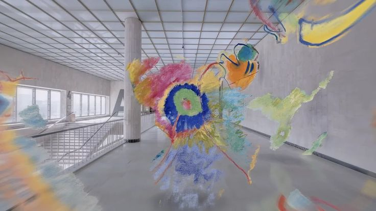 https://vimeo.com/175551083 /  Kandinsky - Exhibition Teaser on Vimeo