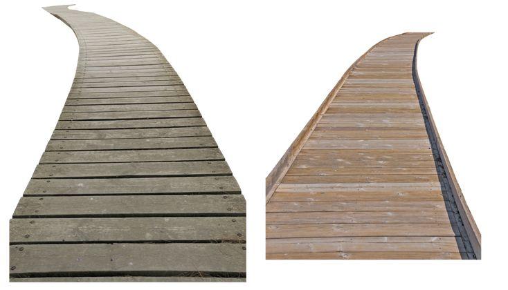 Boardwalks PNG by EveLivesey.deviantart.com on @deviantART
