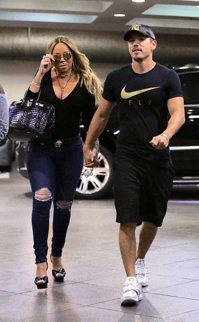 Mariah Carey & Bryan Tanaka: The Big Picture: Today's Hot Photos