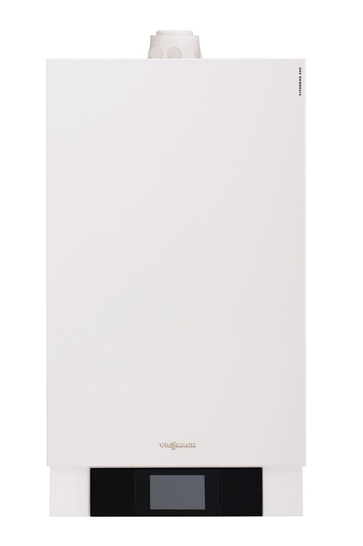 Viessmann Vitodens 300-W, Typ B3HB, Gas-Brennwert-Heizgerät