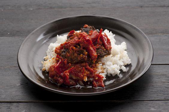 Mum's Dendeng Balado recipe on Food52.com