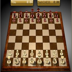Online Chess Against Computer @ Games Picnic