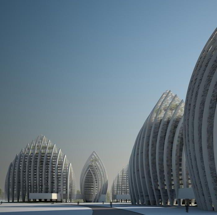 Putrajaya Waterfront Residential Towers