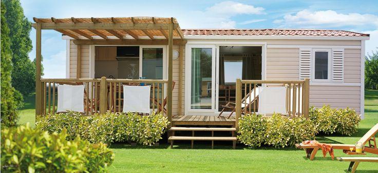 Casas móviles de segunda mano. Más información sobre este y otro tipo de casas prefabricadas en: casasprefabricadasya.com #casas #prefabricadas #baratas #madera #diseño