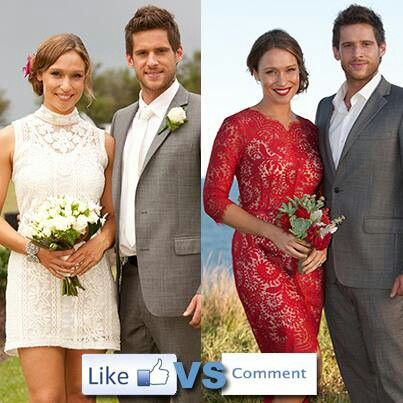 Home and Away Heath and Bianca #1 and #2