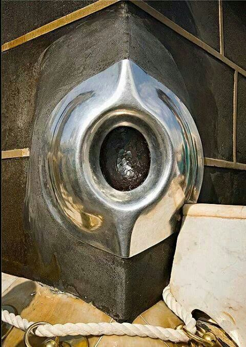 The black Stone - Al kabah - KSA
