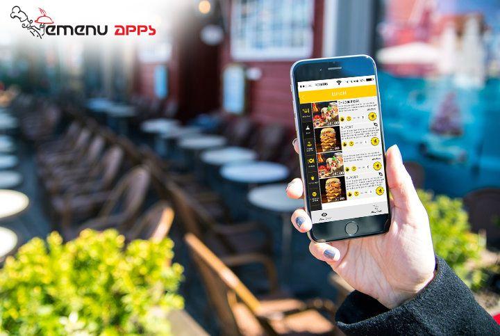 Best Mobile App for Restaurants and Hotels