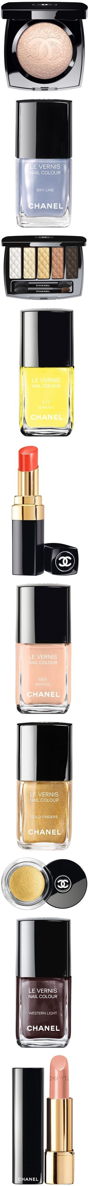 """""""Chanel - Limited Edition Colors"""" by chanel on Polyvore"""
