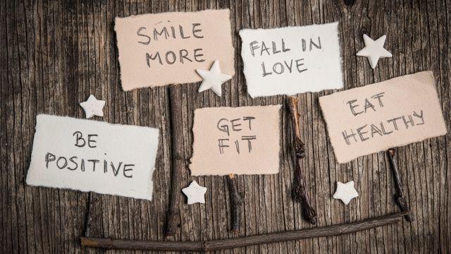 新年の抱負をスマートに掲げる5つのアイデア