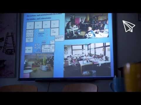 Unser Videomitschnitt des Vortrags von Wolfgang Vogelsaenger - Schulleiter der IGS Göttingen - über das 40 Jahre alte pädagogische Konzept, den Gewinn des Deutschen Schulpreises und der Bedeutung der #Hattie Studie. #bildungsreise13goettingen