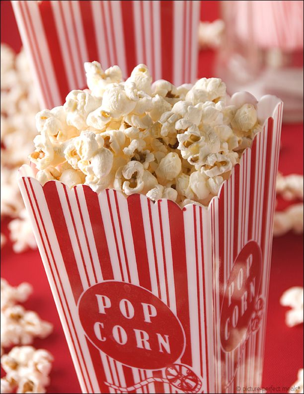 Homemade Movie Theater-Style Popcorn - Ever wonder why movie theater popcorn doesn't turn soggy? It's because they use a butter-flavored oil, which has a lower water content than butter.  So, how do you get butter on your popcorn with less sogginess? Make clarified butter (also known as ghee). Here's how...