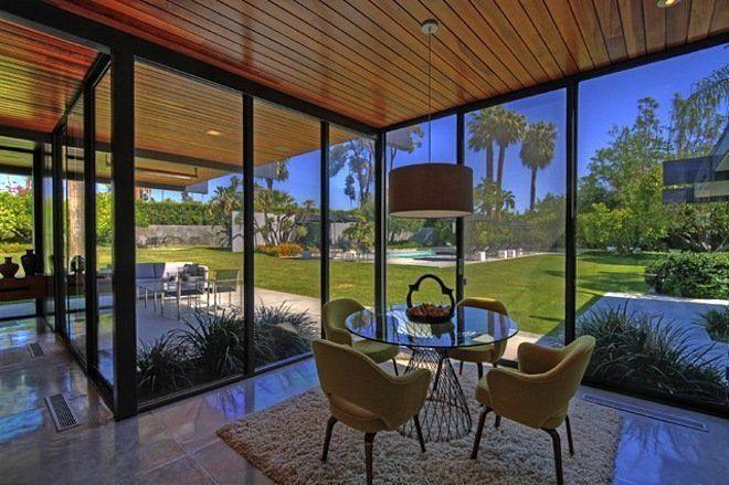Donald Wexler-Palm Springs - Dinah Shore Residence, 1963