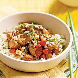 Chicken and Cashews | MyRecipes.com