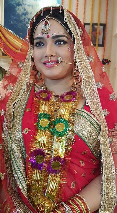 Bhojpuri Actress Amrapali Dubey Hot Photo