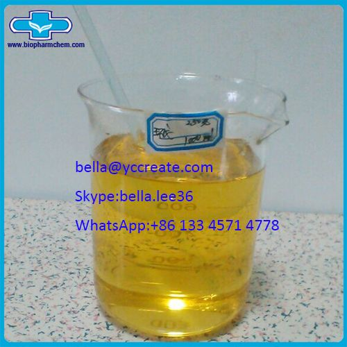 Premixed Steroid Oil Injectable Testosterone Cypionate Test Cyp 250mg/ml-----bella@yccreate.com