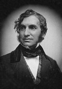 Henry Wadsworth Longfellow (February 27, 1807–March 24, 1882)   Read more: http://en.wikipedia.org/wiki/Henry_Wadsworth_Longfellow