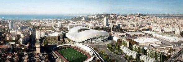 Nouveau Stade Vélodrome | AA13 – blog – Inspiration – Design – Architecture – Photographie – Art