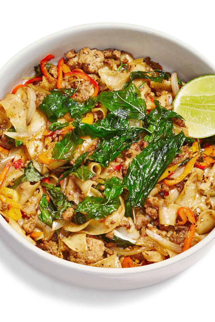 NYT Cooking: This stir fry of rice noodles and ground pork gives Pad Thai a serious run for its money.