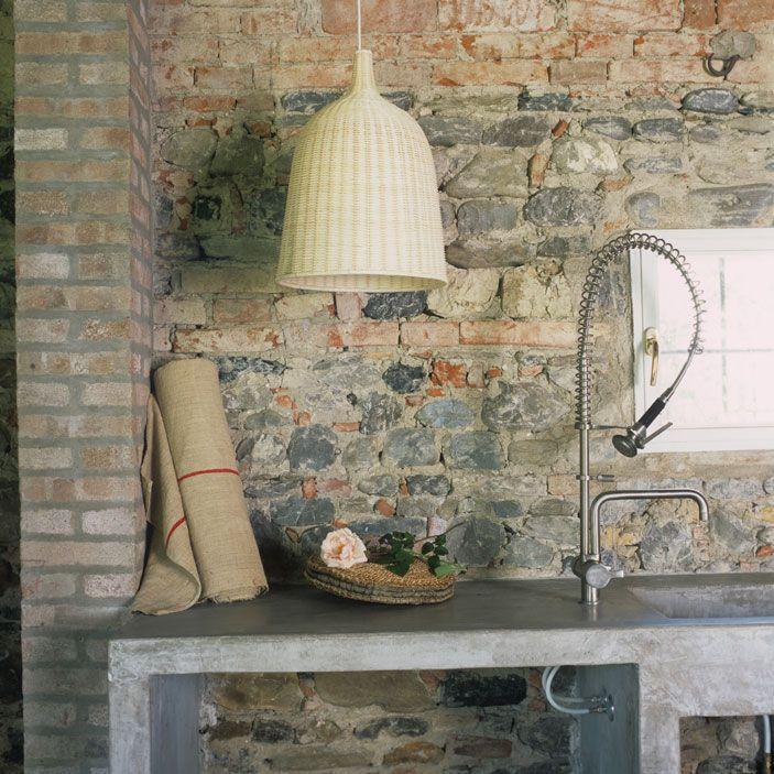 Pareti decorate con pietre qt35 regardsdefemmes for Muri con pietre a vista