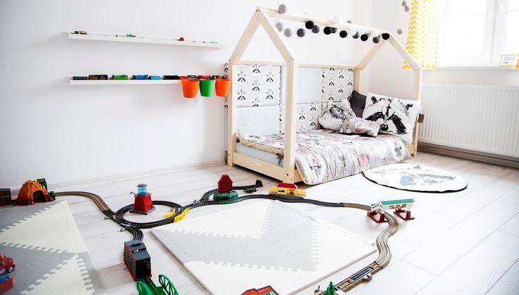 Magazine :: Interior :: Viete, ako zariadiť detskú izbu hravo a štýlovo? Inšpirácie, rady a nápady, ktorých by ste sa mali určite držať