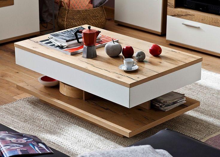 die besten 25 couchtisch mit schublade ideen auf. Black Bedroom Furniture Sets. Home Design Ideas