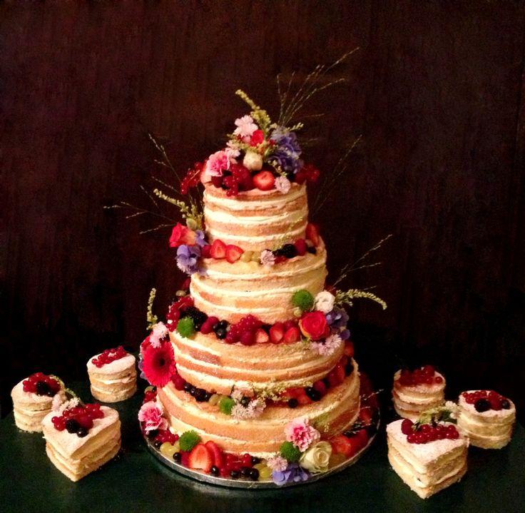 Victoria Sponge Hochzeitstorte